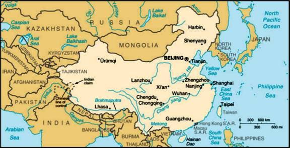 Legal System Of Chinawwwlawinfochinacom - Chang river world map
